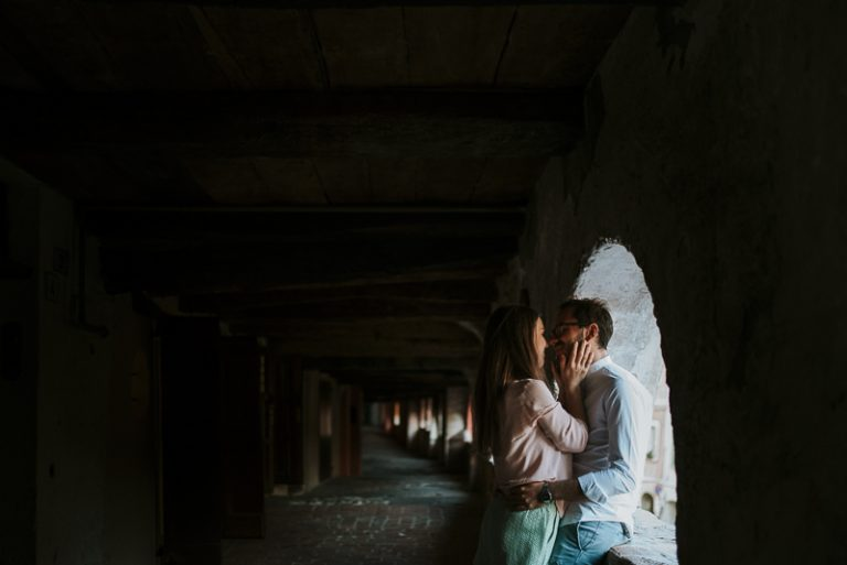 Servizio fotografico di fidanzamento