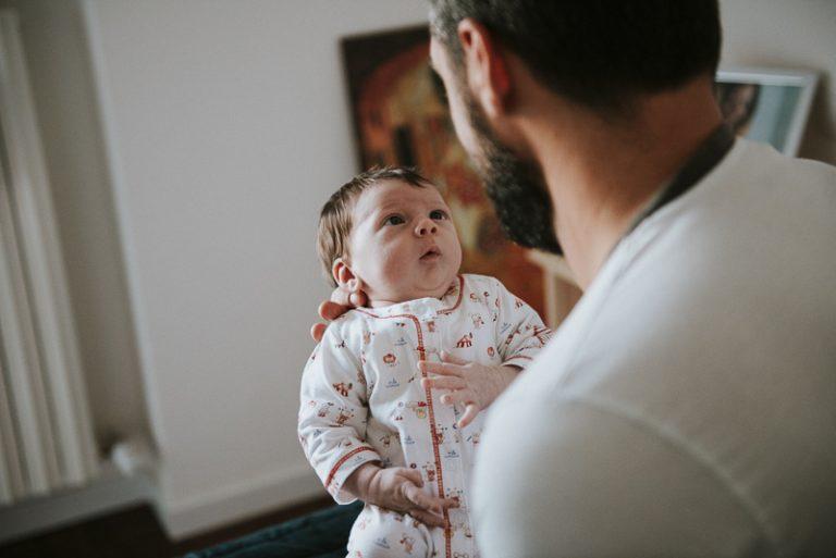 Fotografo Newborn Lifestyle | Il servizio fotografico di Matilde | Cesena
